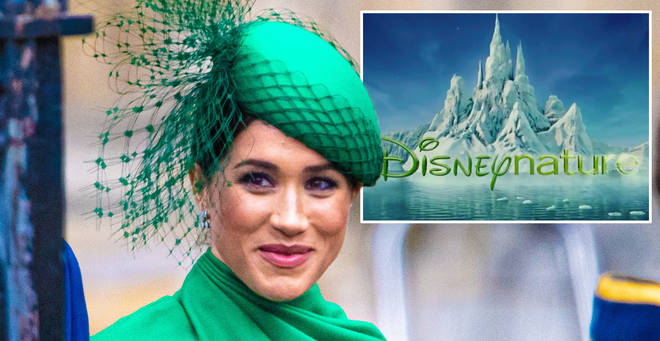 Meghan Markle has a new role on Disney