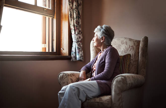 The UK lockdown amid the coronavirus has left many elderly people feeling lonely, but there is something you can do to help