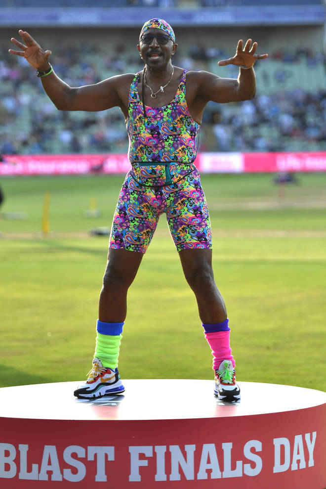 Mr Motivator has landed a new show on the BBC
