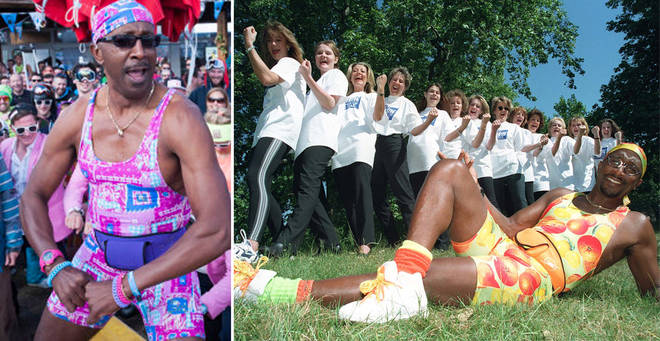 Mr Motivator is returning to our screens