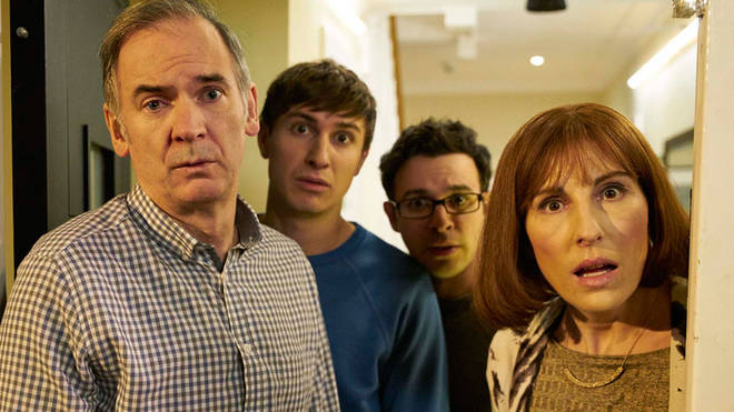 Tamsin Greig is back on Friday Night Dinner