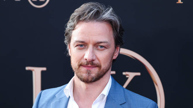 Actor James McAvoy has been praised for his donation