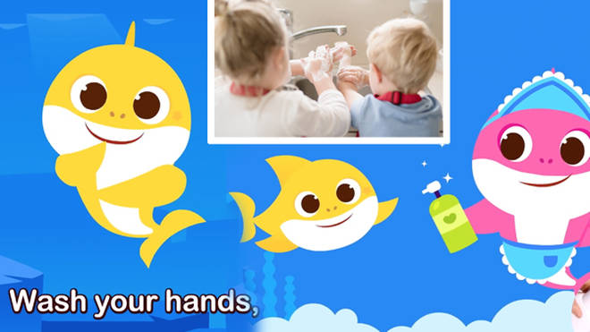 This song is sure to stay in your children's heads when they're washing their hands