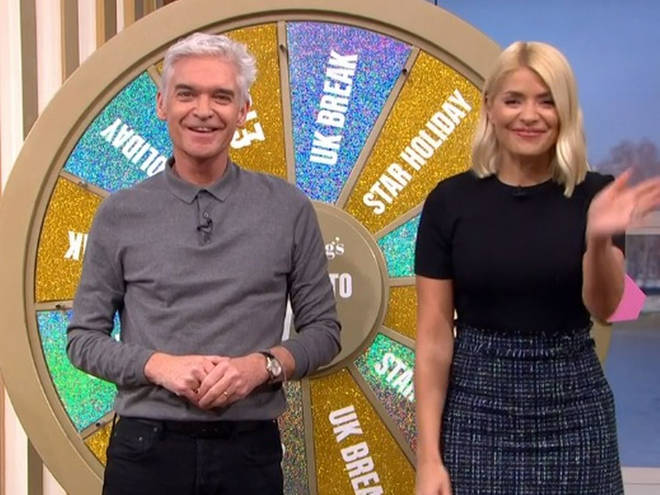 Spin to Win is played on Monday - Thursday