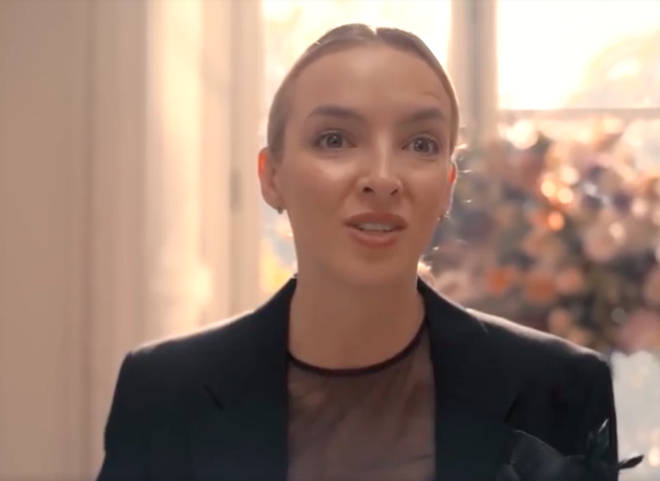 Killing Eve assassin Villanelle (Jodie Comer)