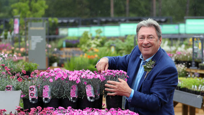 Alan Titchmarsh has supported the campaign