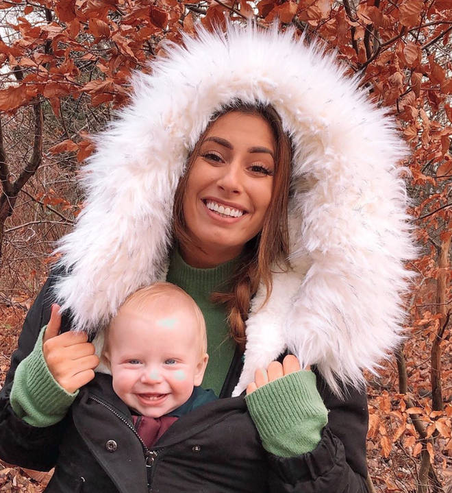 Stacey Solomon is reportedly set to make a huge £1 million this year
