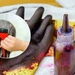 It's easy to dye your hair at home if you follow the right steps