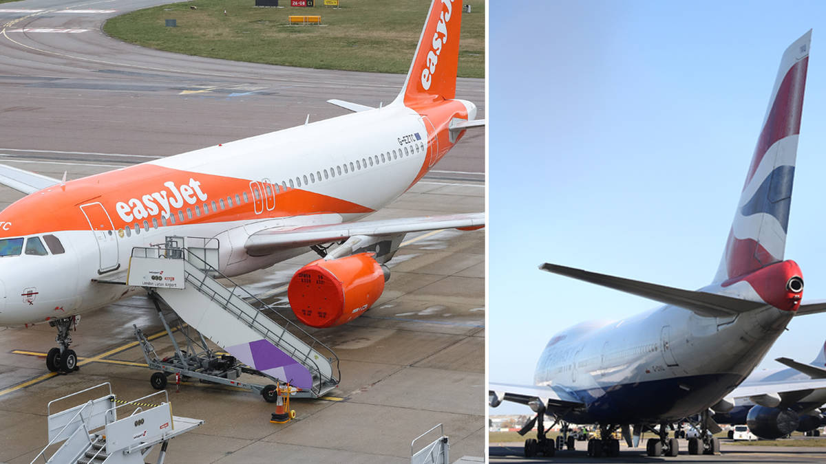 Coronavirus flight refunds: How to claim back your money for cancelled EasyJet, Ryanair and BA flights
