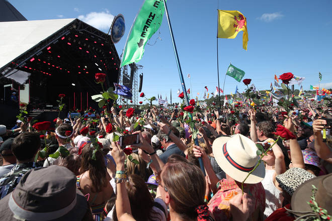 Glastonbury has been cancelled this year