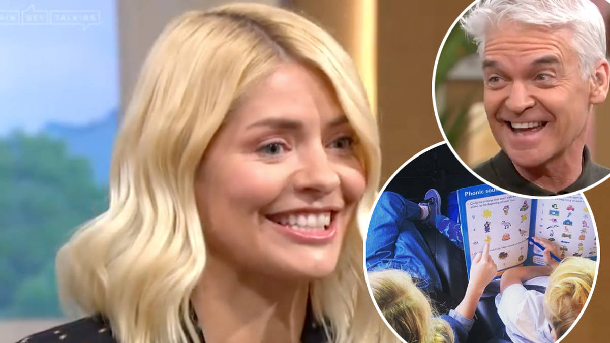 Holly Willoughby shares sneaky parenting hack amid coronavirus lockdown