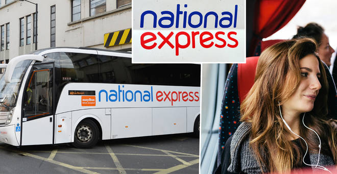 National Express coaches have been cancelled