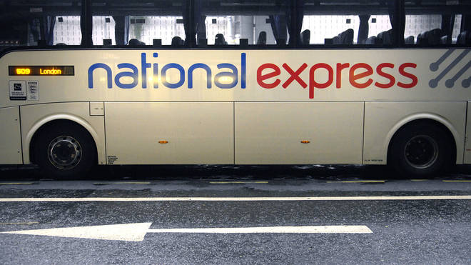 National Express has announced no more coaches will run