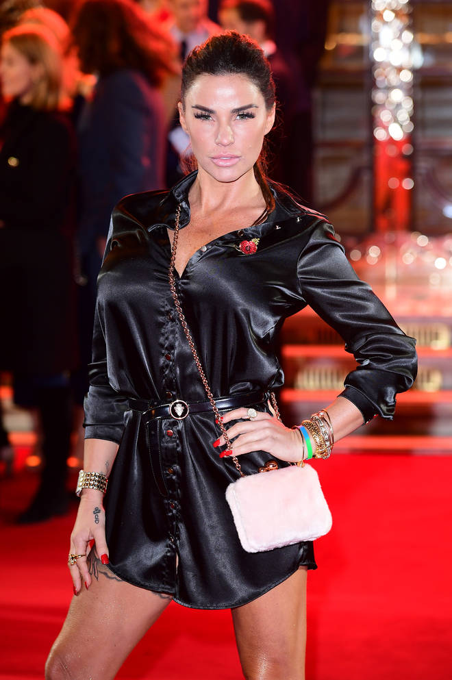 TV star Katie Price will be appearing on the next series of Celebrity SAS