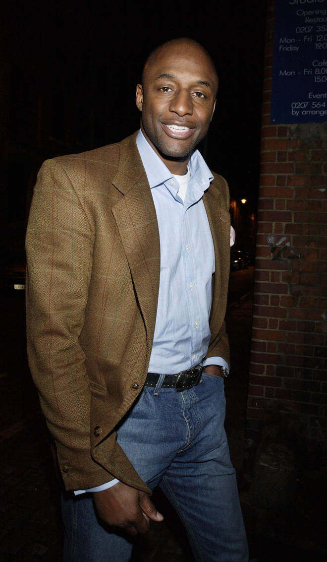 John Fashanu is a former professional footballer