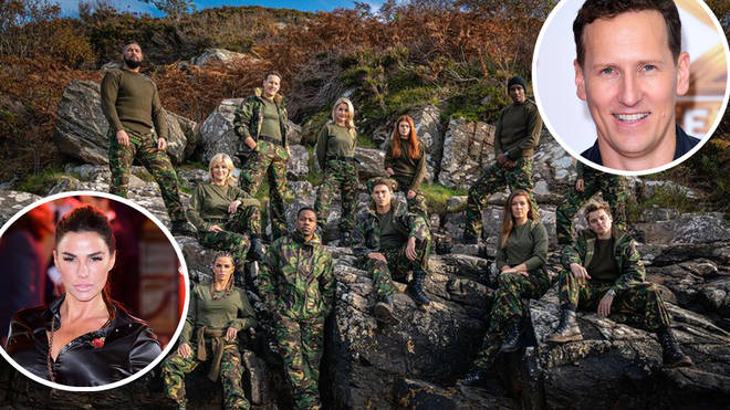 The line-up has been revealed for the new series of Celebrity SAS: Who Dares Wins