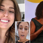 Stacey Solomon was shocked to see Michelle Obama shared a tribute to her