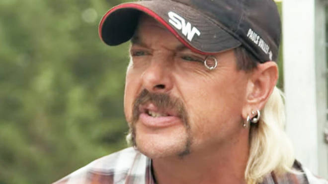 Joe Exotic is currently serving a 22 year prison sentence