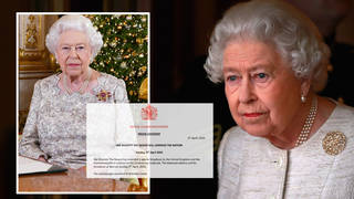 The Queen will address the nation this weekend, it has been announced