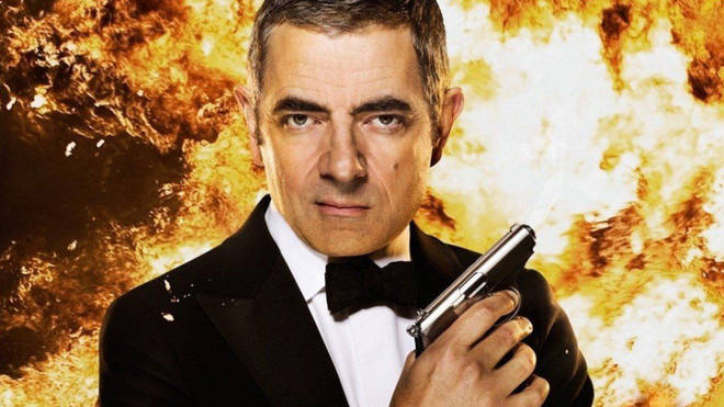 Settle down to a family film, Johnny English, on Sunday afternoon