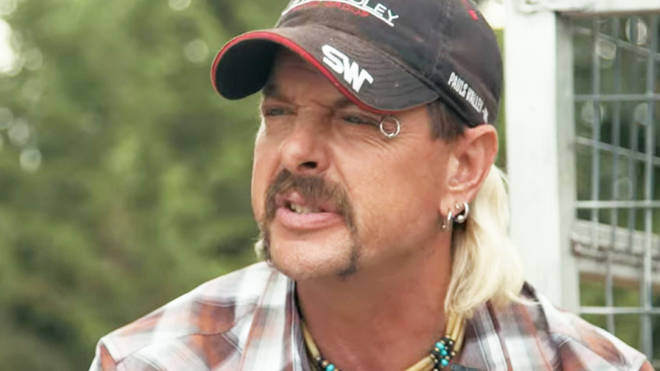 Joe Exotic had four husbands