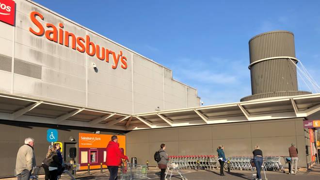sainsbury's opening hours - photo #2