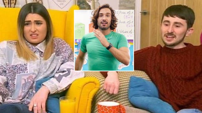 Gogglebox viewers have taken to Twitter to defend Joe Wicks.