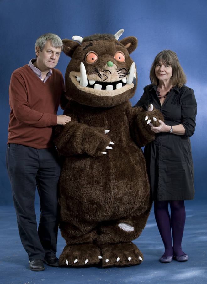 Julia Donaldson and Axel Scheffler are helping to spread the message.