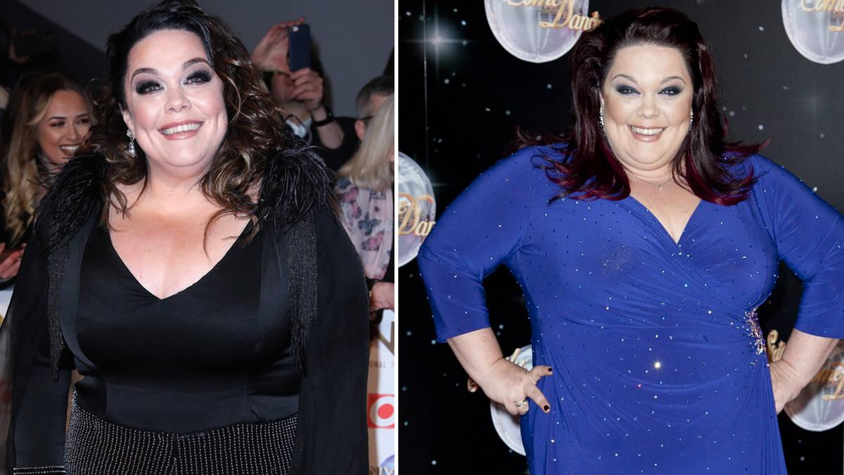 lisa riley emmerdale pierdere în greutate