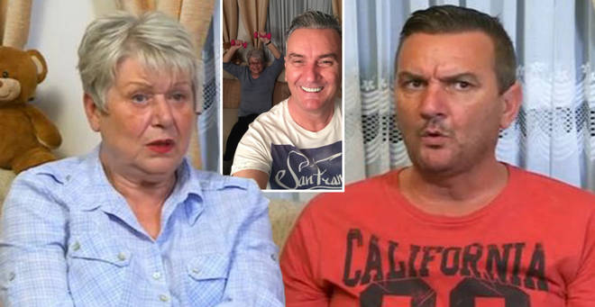 Fans are baffled by Jenny and Lee from Gogglebox