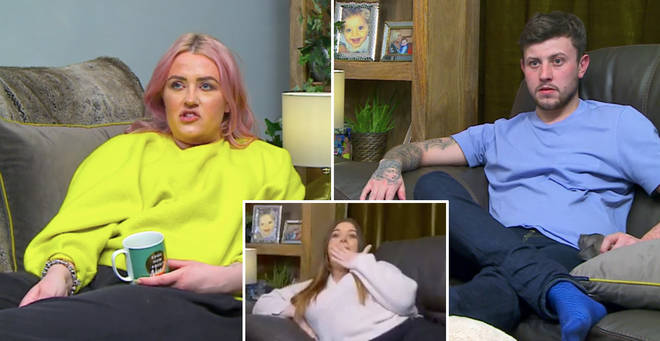 Nat has replaced Izzi on Gogglebox
