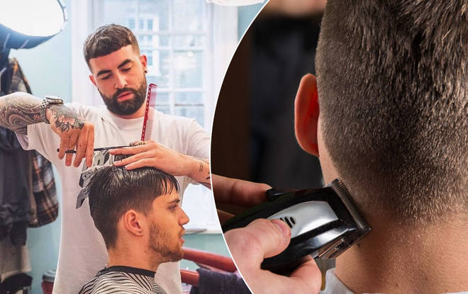 If you're in dire need of a cut, make sure it's done to the best of your ability