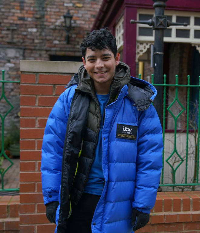 Coronation Street has recast the role of Aadi Alahan