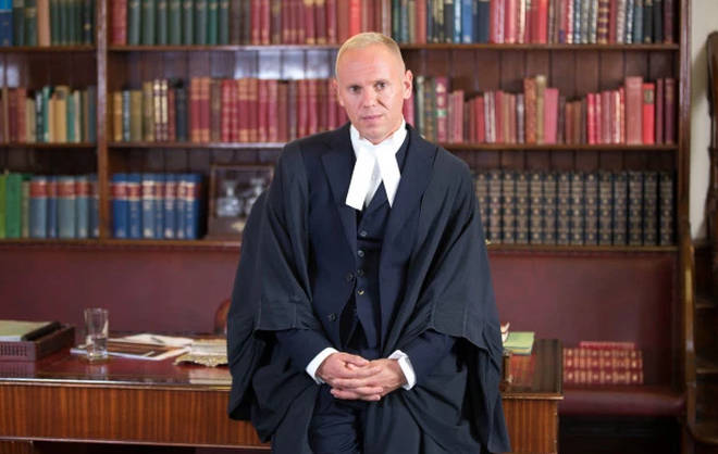 Judge Rinder became a lawyer in 2001