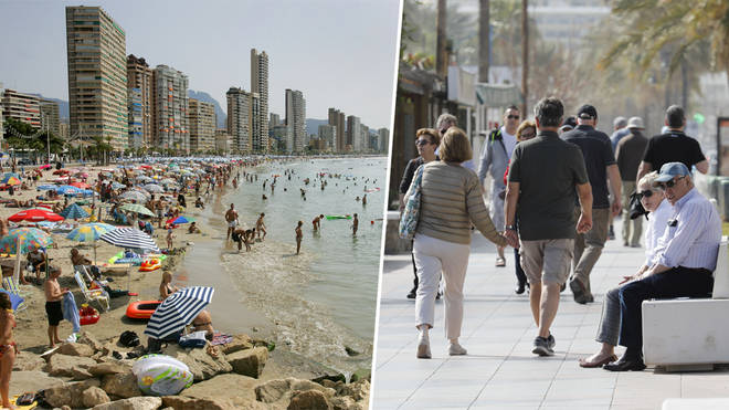 Holidaymakers have been warned not to book a trip to Spain