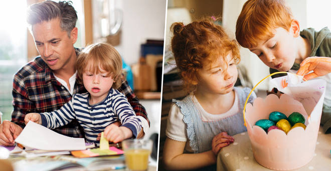 What to do with your children over the Easter holidays