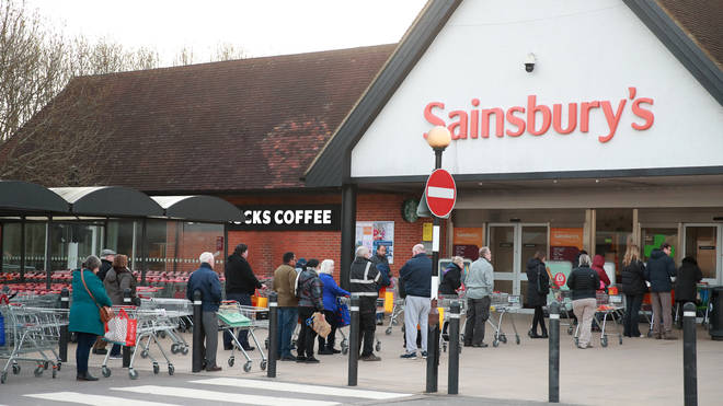 Sainsbury's stores will be closed on Easter Sunday
