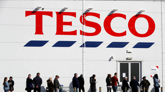 Tesco Express stores will remain open as usual