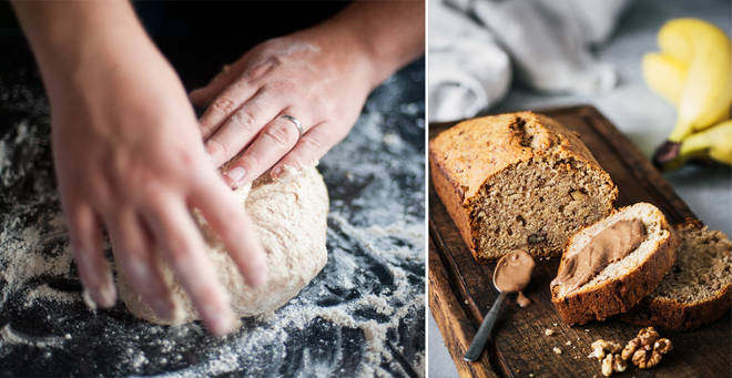 Simple bread recipes to make this Easter Bank Holiday (stock images)