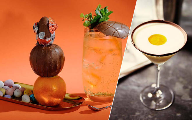 We've found some tasty cocktail recipes for you to try out