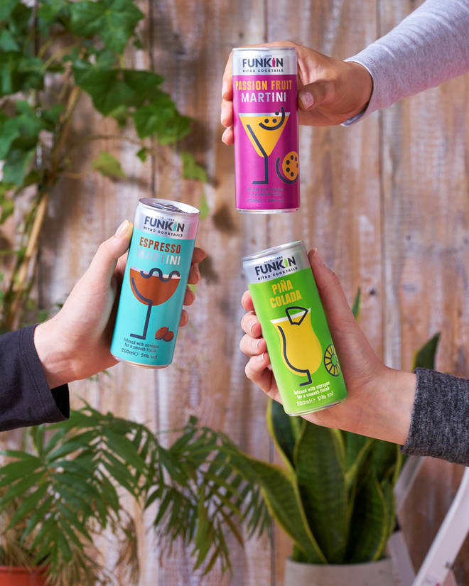 Get your favourite drink delivered straight to your door