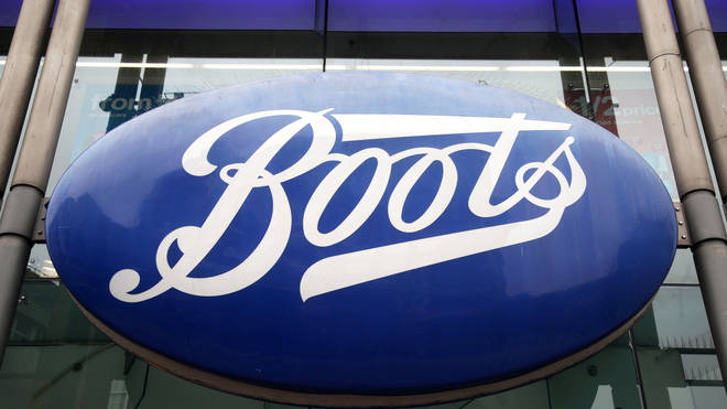 Boots stores in London will be closed first