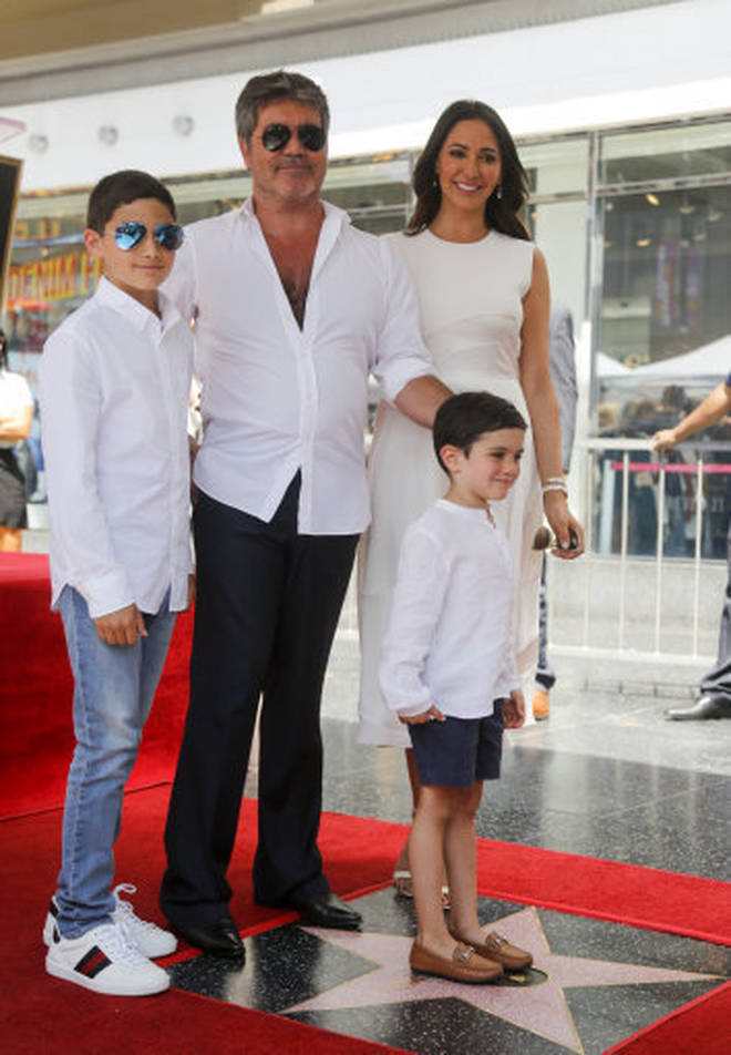 Who Is Simon Cowell S Girlfriend Lauren Silverman And How Many Children Does She Have Heart