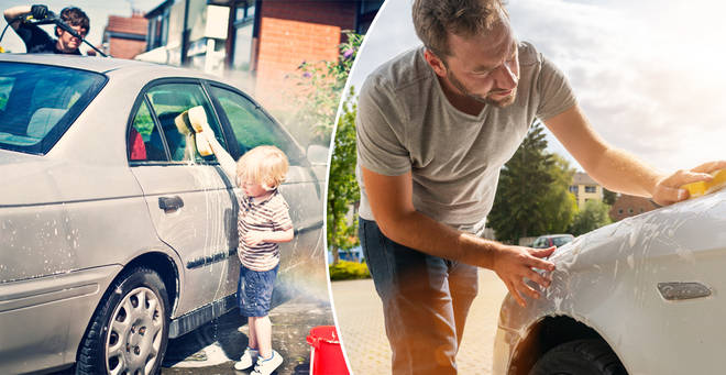 Can you still wash your car during the lockdown?
