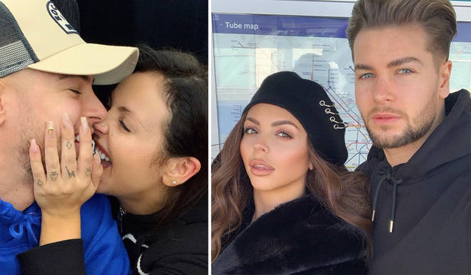 Jesy Nelson and Chris Hughes started dating in January 2019, but have now broken up