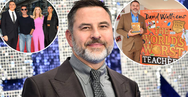David Walliams is a judge on Britain's Got Talent