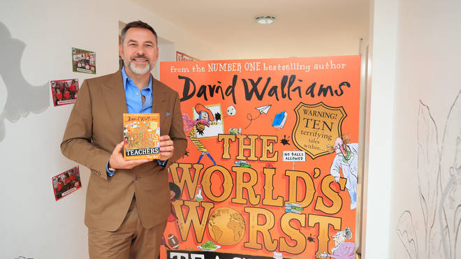 David Walliams' writing style has been compared to Roald Dahl