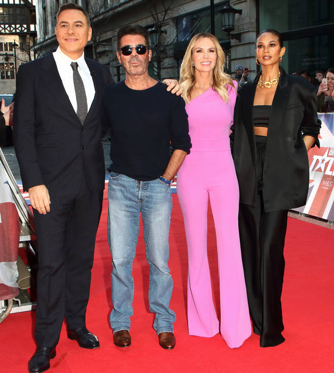 David Walliams has been a judge on Britain's Got Talent since 2012