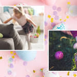 Here's how you can keep your little bunnies entertained over the Easter weekend