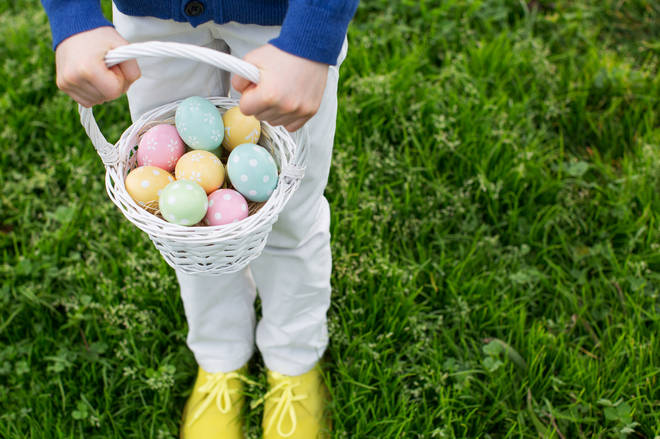 Make your Easter egg hunt extra special this year with these ideas